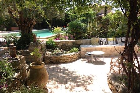 Charming Mas on the Blue Coast - Martigues - Villa
