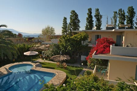 Apartments next to the beach!! - Daire