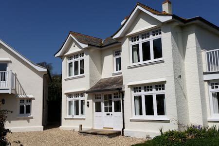 Treetops, beautiful detached house - Thurlestone