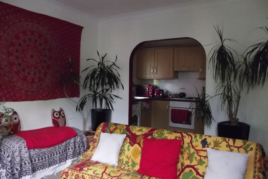 Small Cosy Flat in Manchester