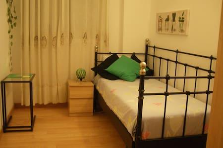 Habitación   acogedora - Wohnung
