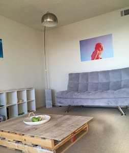 Cozy place, 33 steps to the beach - Manhattan Beach - Apartment