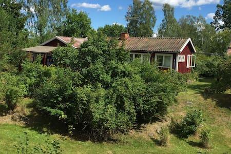 Lättillgängligt och trevligt hus - Huis