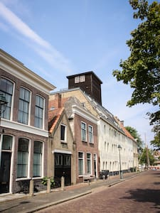 Rooftop Apartment, roof terraces, stunning view - Harlingen - Apartment