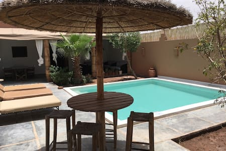 "Villa ""Sacha"" Marrakech (3rooms-6persons) - Haus"