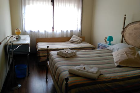 Room good for families (up to 4), next to sea - Perafita -Matosinhos - Bed & Breakfast