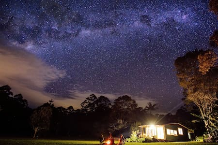 Nightcap Ridge - Byron Bay Hinterland - Cabin
