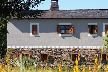 Habitación Doble 'Naciente' en Casa El Carzal - Casa