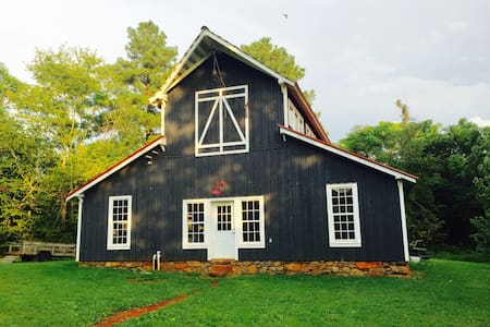 Vintage Barn at Mulberry Springs - Σπίτι