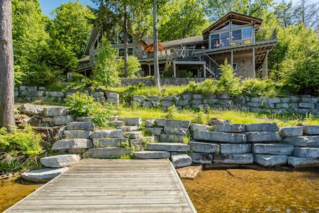 Fabulous Lake Muskoka Family Cottage on East Bay - Cabin