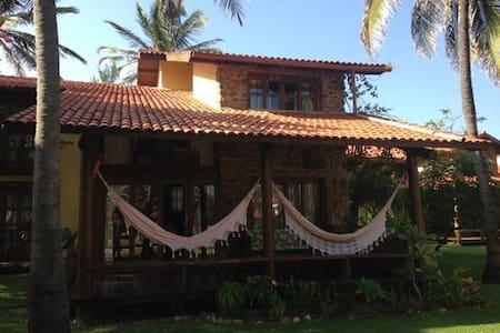 BEACH HOUSE Flecheiras Guajiru - Guajiru - House