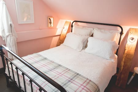 Pink Room - Wallkill - Bed & Breakfast