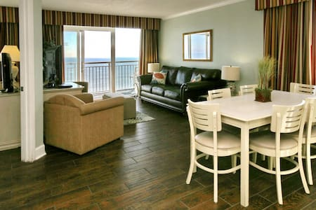 Direct Oceanfront 3 bedroom 2 bath condo GreatView - Myrtle Beach - Συγκρότημα κατοικιών