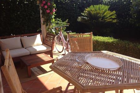 Mer en Toscane - chambre avec Wi.Fi - Massa - Villa