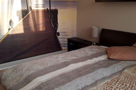 chambre chez l'habitant - Apartment