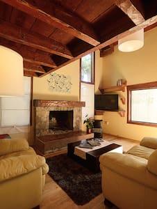 Preciosa Cabaña de descanso - San Cristóbal de las Casas - Villa