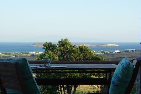 BEAUTIFULL VILLA GOLDEN BEACH,PAROS - Paros - Villa