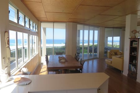 Absolute beachfront - Appartement