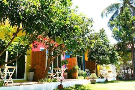 Namaste Resort, Sam Roi Yot Beach - Flat