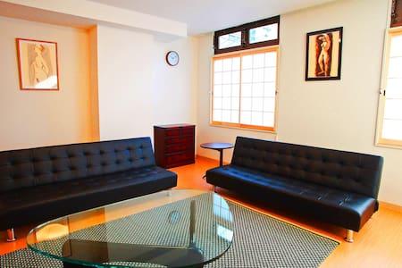 Suite with Simmons bed near Umeda - Leilighet