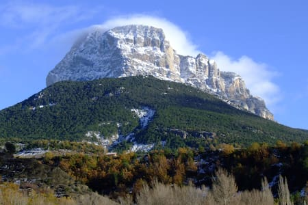 Apt. Casa Modesto. Pirineo Huesca - Escalona