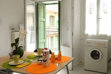 Apt. for 2 people - Metro 150 mt. - Milano - Apartment