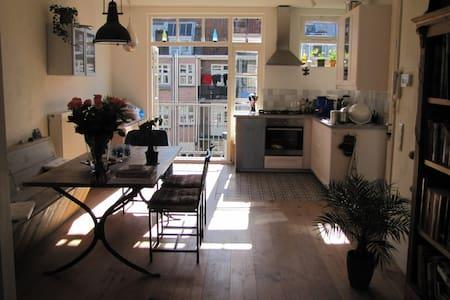 Bright selfmade 2-floor apt w/ bath
