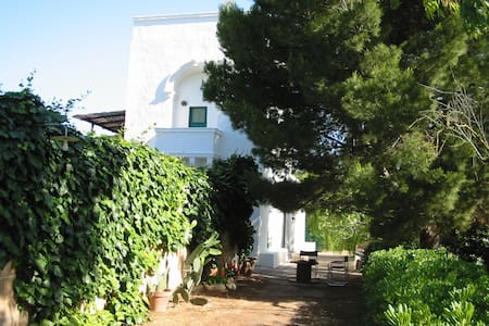 Antica casa colonica vicino al mare - Gallipoli