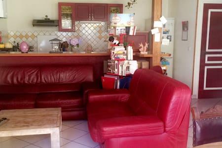 Chambre privée entre lac et montage Aix Les Bains - Reihenhaus