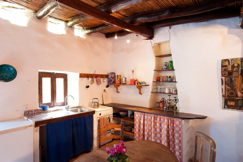 Mountain eco-farm Single room