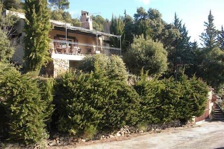 Mas Provençal typique du Haut Var - House