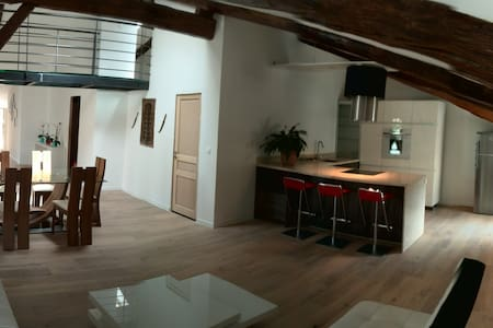 LOTF SPA - Appartement