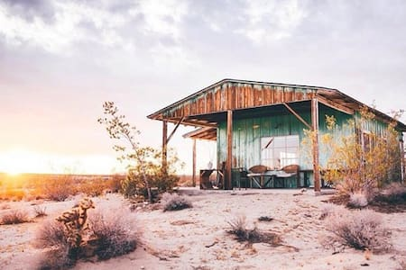 Joshua Tree Homesteader Cabin  - Joshua Tree - Cabin