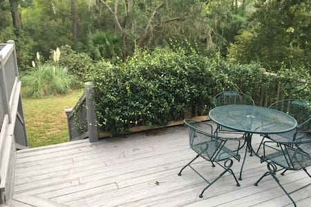 Quite and Sweet Southern Retreat - Saint Simons Island - Apartamento