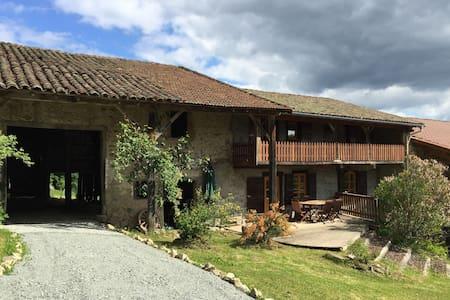 Gite rural à 1h 15 de Lyon - Saint-Romain-d'Urfé