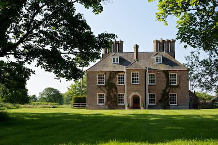 Beautiful Luxury Dorset Farmhouse in huge grounds - Tincleton - House