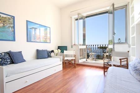 Flat at Residence Vittoria-Top Floor-Sea View-Pool - Flat