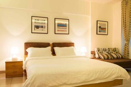 三亚湾精品海景度假公寓 北欧简约风格,超大空间(连住3晚免费接机) - Pis