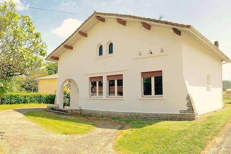 Belle maison dans les Landes - Toulouzette
