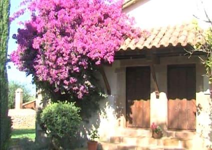 Estudio en vivienda rural en Oreña - Apartment
