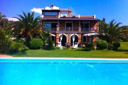 Villa la Torrita - Apartm. Azzurro
