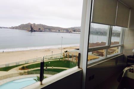 Departamento con piscina y playa - Coquimbo