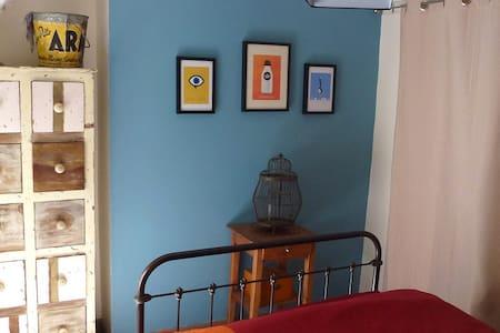 Appartement charme et atypique