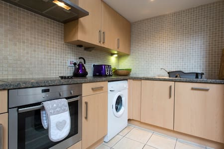 Luxury Stirling City Maisonette - Apartment