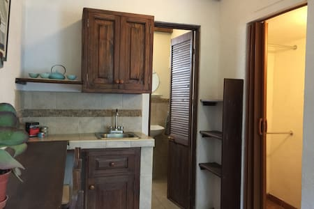 Nice Studio Apartment  with garden - Guatemala - Apartment