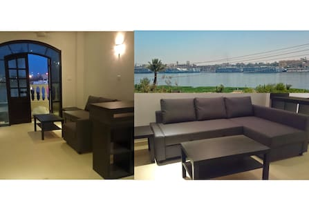 New! Nile view apartment - 2nd fl