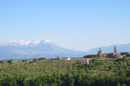 Casa vista Majella tra mare e monti - Loreto Aprutino - House