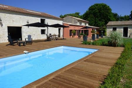LA GRANGE D'AUNIS - Suite CAMPAGNE - Bed & Breakfast