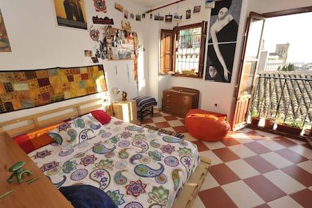 Casa céntrica en Albaicin bajo