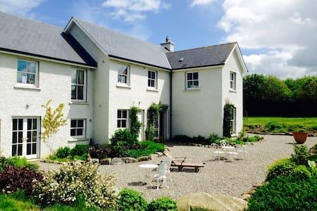 Oldfort on Lisnavagh estate